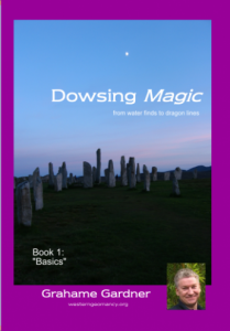 Dowsing Magic book