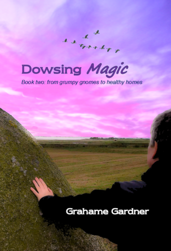 Front cover Dowsing Magic Book 2